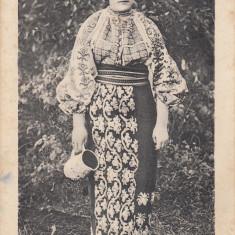 TARANCA DIN RUCAR - Carte Postala Muntenia 1904-1918, Necirculata, Printata