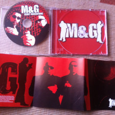 M&G Asalt Raggafonic M and G disc cd muzica hip hop ragga reggae dancehall 2004