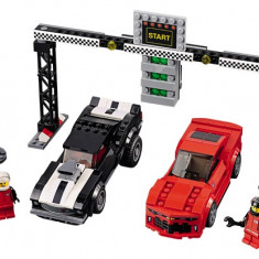 LEGO® Speed Champions Cursa de dragstere Chevrolet Camaro - 75874