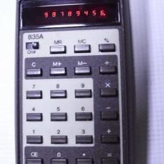 Calculator felix ce 835A f. rar de colectie anii 70 functional - Calculator Birou