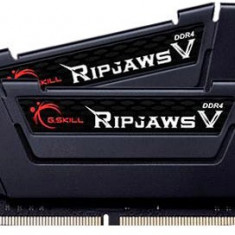 Memorie G.Skill Ripjaws V, DDR4, 16 GB, 3200 MHz, CL16, kit - Memorie RAM