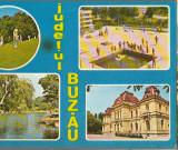 CPI (B6801) CARTE POSTALA - JUDETUL BUZAU: MAGURA SARATA MONTEORU, RAMNICU SARAT