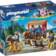 Super 4 - Tribuna Regala Playmobil