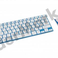 Kit tastatura si mouse wireless mini HK-3910 USB, Fara fir