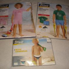 Costum de baie/inot copii,NOU,marca Crivit