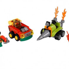 Mighty Micros: Robin™ Vs. Bane™ (76062) - LEGO Super Heroes