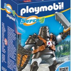 Super 4 - Uriasul Negru Playmobil