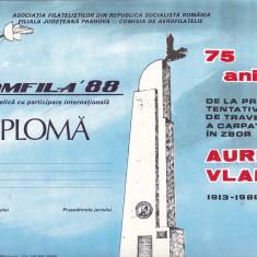 Bnk fil Aerofilatelie - Aeromfila `88 Ploiesti - lot