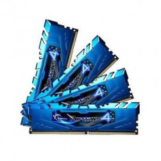 Memorie G.Skill Ripjaws 4, DDR4, 32 GB, 3000 MHz, CL15, kit - Memorie RAM