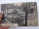 Carte Postala veche.Reghin,complexul sportiv sasesc la 1916.Circulata., Fotografie