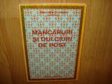MANCARURI SI DULCIURI DE POST -GAROAFA COMAN ANUL 1995