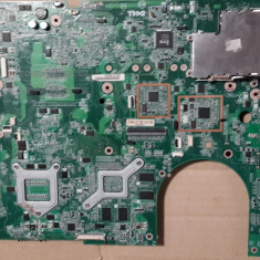 Placa de baza laptop  Dell Studio 1735 1737 PP31L da0gm5mb8e0 DEFECTA !!