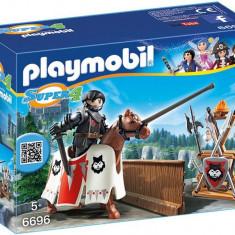 Super 4 - Gardianul Baronului Negru Playmobil