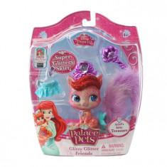 Figurina Disney Stralucitoare 6 Cm - Treasure, Pisicuta Lui Ariel