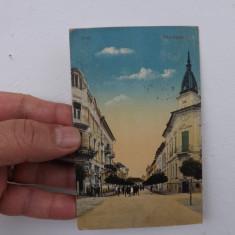 Carte postala cu imagini din Arad la 1917.Circulata.