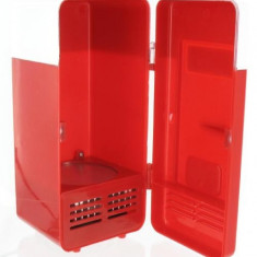 Mini frigider USB pentru racoritoare YPU801 - USB gadgets