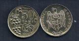 MOLDOVA  50 BANI  1997  [1]  XF+  ,   livrare in cartonas, Europa, Fier