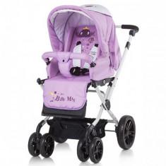Carucior Baby Max Fiona 2015 Rose - Carucior copii 2 in 1 Chipolino