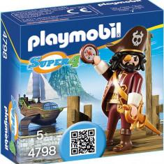 Super 4 - Piratul Cu Barba Playmobil