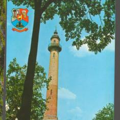 CPI (B6859) CARTE POSTALA - MUNICIPIUL SATU MARE. TURNUL POMPIERILOR - Carte Postala Maramures dupa 1918, Necirculata, Fotografie