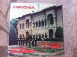 FANFARA ARMONIA wind ensemble from Botosani DISC VINYL lp MUZICA POPULARA polka