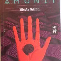 AMONIT de NICOLA GRIFFITH, 2015 - Carte in alte limbi straine