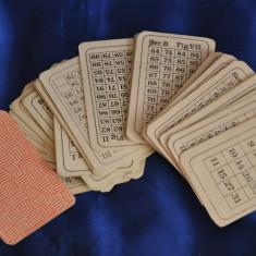 """Joc romanesc """" Joc Ghicitoare""""- Carti Cartonate romanesti vechi. De colectie - Joc colectie"""