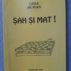 Sah si mat ligia jicman timisoara 2014 carte sport hobby