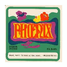 Phoenix (EP - Romania - VG) - Muzica Rock electrecord, VINIL