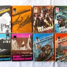 Lot 4 titluri (8 carti) Colectia DELFINUL. Carti noi - Carte de aventura