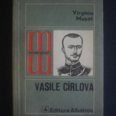 VIRGINIA MUSAT - VASILE CARLOVA - Carte Monografie