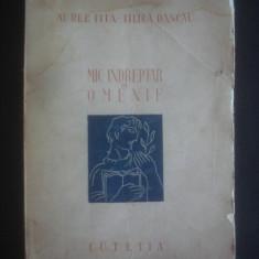 AUREL TITA, TILICA DANCAU - MIC INDREPTAR DE OMENIE {1947}