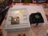 Procesor socket A AMD Athlon 2200MHz si cooler original pastila cupru, 1