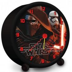 Ceas Alarma- 10 CM - Star Wars- Darth Vader - ORIGINAL Disney!! - Ceas copii
