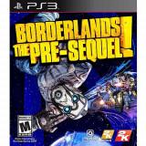 Vand Borderlands The Pre-Sequel PS3 Ca NOU,Complet + *OFERTA :)*, Actiune, 18+, Sony