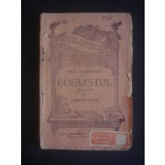 IVAN TURGHENIEF - DUELISTUL {editie veche, BIBLIOTECA PENTRU TOTI}