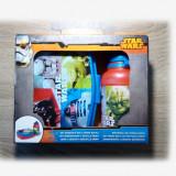 Cutie de pranz si sticla ceai Star Wars