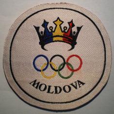 5.515 ECUSON MOLDOVA OLIMPIADA CERCURI OLIMPICE 75mm