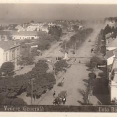 CALAFAT, VEDERE GENERALA, FOTO BONIG, CIRCULATA, STAMPILA ''929 - Carte Postala Oltenia dupa 1918, Fotografie