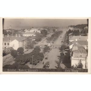 CALAFAT , VEDERE GENERALA , FOTO BONIG, CIRCULATA , STAMPILA ''929