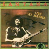 Santana ‎– Live At Matrix (LP)