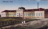 #1703- Romania, Marosujvar, Uioara, carte postala, necirculata 1918: Baia, Ocna Mures, Fotografie