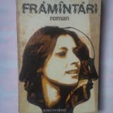 VIRGILIU VASILE MIHAILESCU - FRAMANTARI - Roman, Anul publicarii: 1978