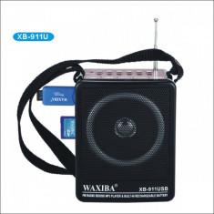 Radio portabil - autonomie 8h - Aparat radio