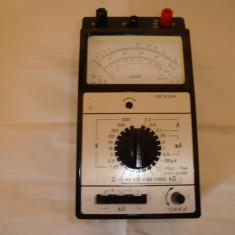 Aparat masura T4315 made in URSS(necesita calibrare) - Ampermetru
