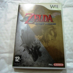 Joc The Legend of Zelda Twilight Princess, Wii, original, alte sute de jocuri! - Jocuri WII Altele, Actiune, 3+, Single player