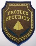 5.495 ROMANIA ECUSON PROTEUS SECURITY 122/95mm