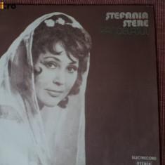 Stefania Stere Pandelasul disc vinyl lp Muzica Populara electrecord folclor romanesc, VINIL