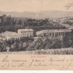 MOLDOVA BALTATESTI BAILE BALTATESTI CLASICA CIRCULATA - Carte Postala Moldova pana la 1904, Printata