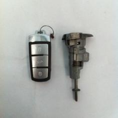 Cheie passat 3C cu butuc - Contact auto, Volkswagen